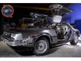 Time Machine Restoration Delorean DMC-12