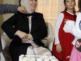 Emine Erdoğan'a sürpriz doğum günü