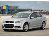 Chevrolet SS wagon possible, no Ute version in the United States - photo
