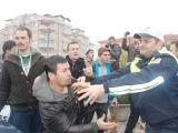 BDP heyetine Sinop'ta protesto