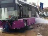 İstanbul ümraniye'de  inanılmaz kaza