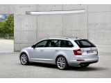 2013 Skoda Octavia Combi officially revealed