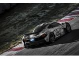McLaren P1 confirmed with 916 HP