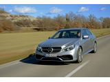 2014 Mercedes-Benz E63 AMG S 4Matic: Quick Spin