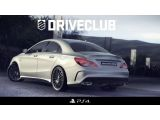 Mercedes-Benz CLA45 AMG partially revealed in Driveclub exclusive PlaySt