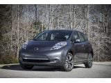 EPA-rated 2013 Nissan Leaf has a 75-mile range