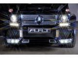 A.R.T. reveals G streetline 65 for 2013 Mercedes G63 / G65 AMG models wi