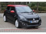 Suzuki Swift Sport SZ-R Edition announced (UK)