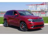 2014 Jeep Grand Cherokee SRT: First Drive