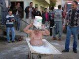 Türk usulü süt banyosu