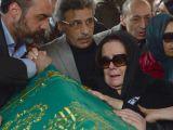 Müslüm Baba'nın cenazesinden çarpıcı kareler