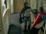 'Batman' kötü adamı polise teslim etti