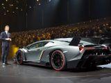 Lamborghini Veneno Gözleri Kamaştırdı