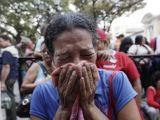 Chavez'e ağladılar
