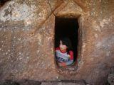 Suriye'de Yer Altında Yaşama Mücadelesi