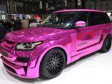 Kadınları Cezbeden Range Rover