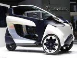 Toyota'nın Üç Tekerlekli Aracı Böyle Olacak