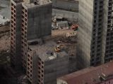 Esenyurt'ta 15 katlı binayı yıktılar