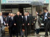 Başbakan Erdoğan hastaneden ayrıldı