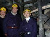 Kılıçdaroğlu yeni yıla madencilerle girdi