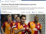 Avrupa Basını Galatasaray'ı Yazdı