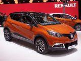 Yeni Renault Captur 2013 Cenevre Autoshow'da