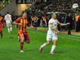 Galatasaray Kayseri'de Şahlandı