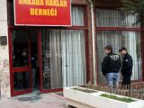 Ankara'da 'Lav Silahlı Saldırı' Operasyonu
