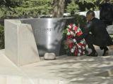 Obama Kudüs'teHerzl ve Rabin'in Müzesine Ziyaret