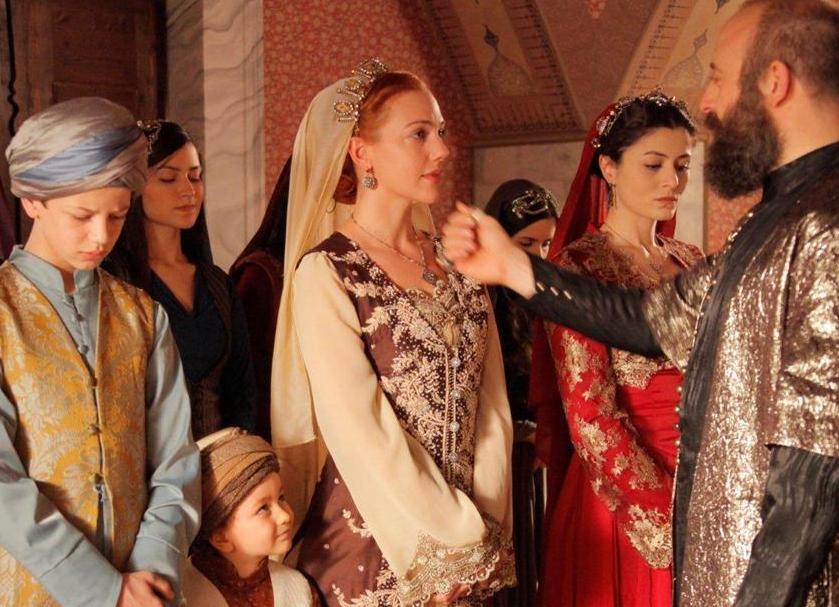 Великолепный век (3 сезон, Сериал) смотреть онлайн все