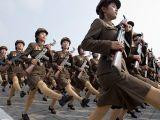 ABD'ye Karşı Savaşa Hazırlanan Kuzey Kore Ordusu