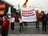 Galatasaray'ın Taraftar Grubu Ultraslan TFF'ye Yürüdü
