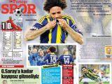 İşte Fenerbahçe Manşetleri