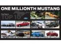 Ford Mustang turns 50, celebrates a production milestone - photos
