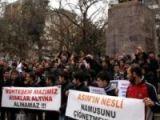 Muhteşem Yüzyıl'a protesto