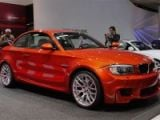 2012 BMW 1 Series M Coupe: Detroit 2011