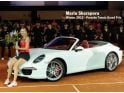 Maria Sharapova named Porsche ambassador - photos