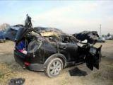 Kıvırcık Ali'nin kaza görüntüleri