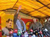 Medya Mensupları Kandil'de Böyle Görüntülendi