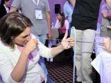 Cerrah Olimpiyatlarında Asistanlardan Kıyasıya Mücadele