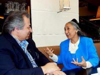 Muammer Elveren - Rabia Kadir röportajı (25.04.2013)