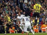 Real Madrid-Borussia Dortmund Maçından Kareler