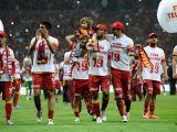 Galatasaray'ın TT Arena'da Şampiyonluk Kutlaması