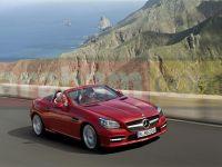 Mercedes SLK'nın ilk fotoğrafları!