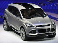 Ford Vertrek Concept: Detroit 2011