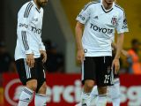 Kayserispor - Beşiktaş Maçından Görüntüler