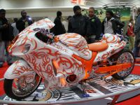 Motosiklet show!