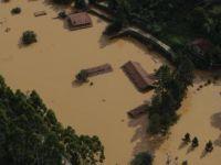 Brezilya'da sel ve toprak kayması