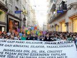 Sanatçılar 'Gezi Parkı'na Destek Verdi