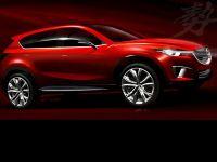 Mazda'nın Küçük SUV'si Doğuyor!